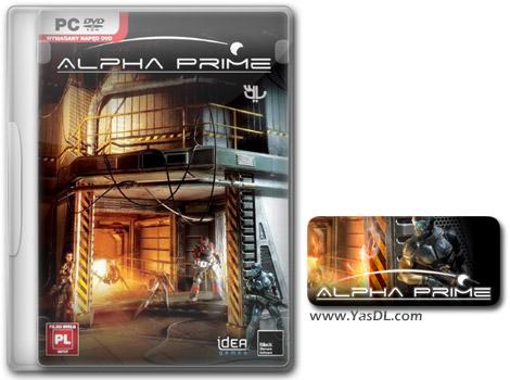 دانلود بازی Alpha Prime برای PC