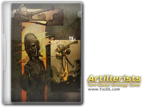 دانلود بازی کم حجم Artillerists برای کامپیوتر