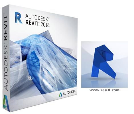 دانلود Autodesk Revit 2018 x64 - نرم افزار اتودسک رویت 2017
