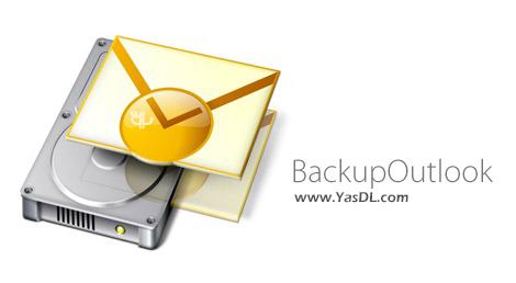 دانلود BackupOutlook 5.0 - پشتیبان گیری از حساب Outlook