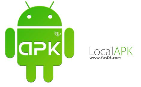 دانلود Breez LocalAPK 1.8.1 + Portable - مدیریت و سازماندهی فایل های APK