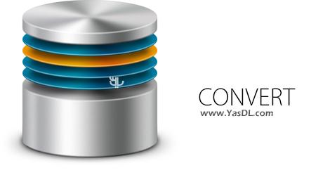 دانلود CONVERT 7.00 - نرم افزار تبدیل پایگاه داده