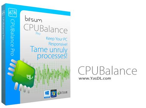 دانلود CPUBalance 1.0.0.9 + Portable - نرم افزار مدیریت و کنترل پردازنده