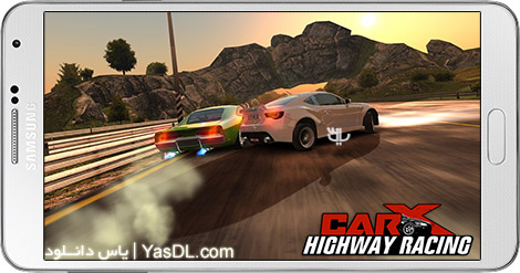 CarX Highway Racing 1.67.1 For Android + Infinite Money