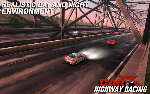 CarX Highway Racing 1.68.1 For Android + Infinite Money