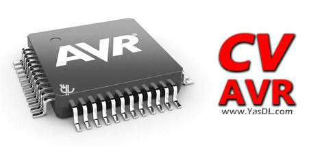 دانلود CodeVisionAVR Advanced 3.12 - کامپایلر زبان C و برنامه نویسی میکروکنترلرهای AVR