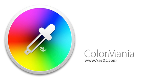 دانلود ColorMania 6.0 + Portable - نرم افزار تشخیص رنگ