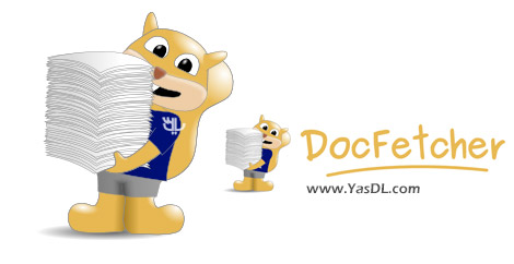 دانلود DocFetcher 1.1.19 - نرم افزار جستجوی پیشرفته فایل ها