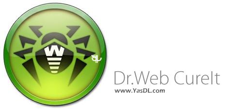 دانلود Dr.Web CureIt 11.1.6.11240 DC 23.01.2017 - نرم افزار ضدجاسوسی
