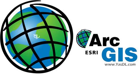 دانلود ESRI ArcGIS Desktop 10.5.0.6491 + Addons - سیستم اطلاعات جغرافیایی