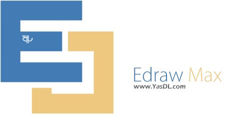 دانلود Edraw Max نرم افزار طراحی نمودار ، دیاگرام و فلوچارت