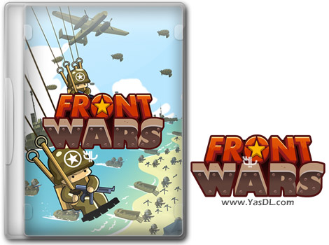 دانلود بازی کم حجم Front Wars برای کامپیوتر