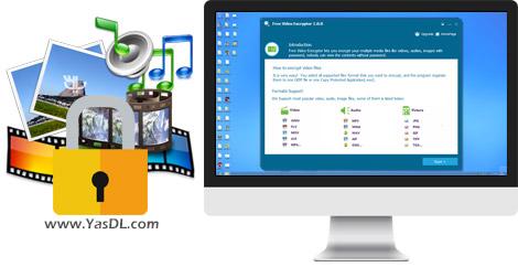 دانلود GiliSoft Video Encryptor 1.0.0 - رمزگذاری فایل های چندرسانه ای در ویندوز