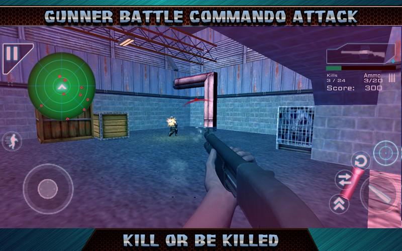 دانلود بازی پرندگان ماهیگیر با پول بی نهایت دانلود بازی Gunner Battle Commando Attack 5.58 برای ...