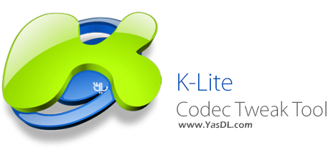 دانلود K-Lite Codec Tweak Tool 6.1.4 - تعمیر کدک های صوتی و تصویری