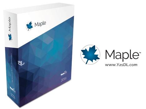 دانلود Maplesoft Maple 2016.2 - نرم افزار محاسبات نمادین و عددی ریاضی