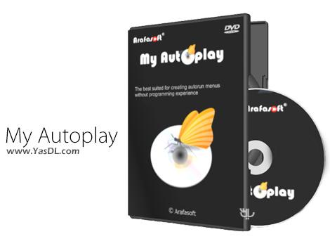 دانلود My Autoplay Enterprise 1.01 Build 07012017D - ساخت اتوران