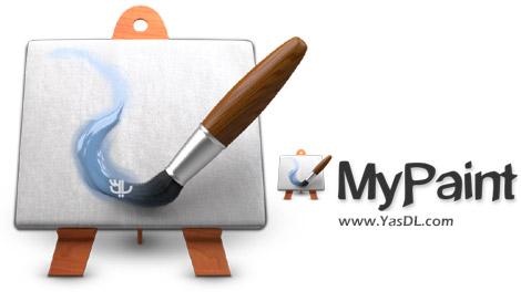 دانلود MyPaint 1.2.1 x86/x64 - نرم افزار نقاشی حرفه ای