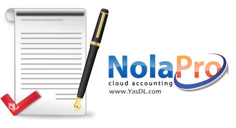 دانلود NolaPro Cloud Accounting 5.0.13584 - نرم افزار حسابداری ابری