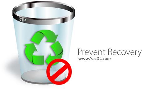 دانلود Prevent Recovery 3.00 + Portable - جلوگیری از ریکاوری داده ها