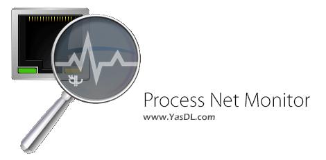 دانلود Process Net Monitor 6.0 + Portable - مدیریت و کنترل فعالیت های شبکه
