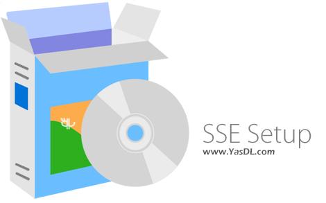 دانلود SSE Setup 8.0 Final + Portable - ساخت فایل های نصبی
