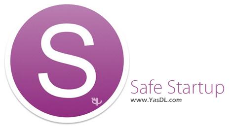 دانلود Safe Startup 4.05 + Portable - نرم افزار مدیریت استارت آپ ویندوز