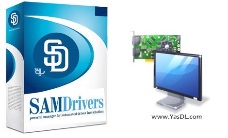 <strong>دانلود</strong> SamDrivers 16.11 - <strong>مجموعه</strong> <strong>عظیم</strong> <strong>درایورهای</strong> <strong>سیستم</strong>