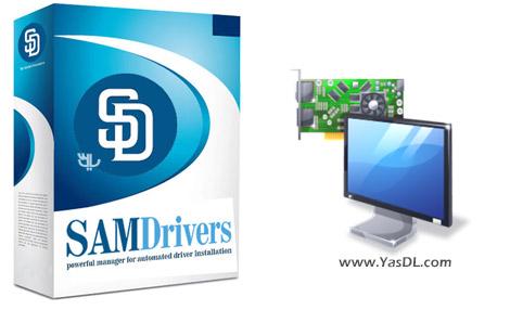 دانلود SamDrivers 16.11 - مجموعه عظیم درایورهای سیستم