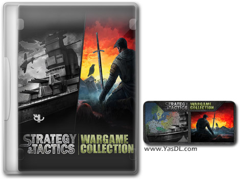 دانلود بازی Strategy & Tactics Wargame Collection برای PC