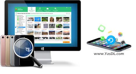 دانلود Tenorshare UltData 7.3.0.0 - بازیابی اطلاعات دستگاه های اپل