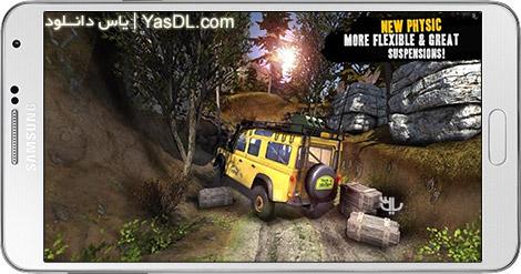 دانلود بازی Truck Evolution WildWheels 1.0.4 - تکامل کامیون ها برای اندروید
