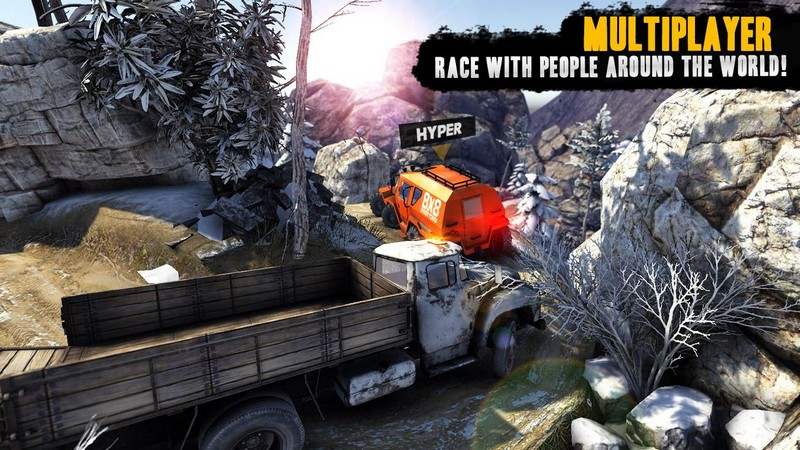 Truck Evolution WildWheels 1.0.9 For Android + Infinite Money
