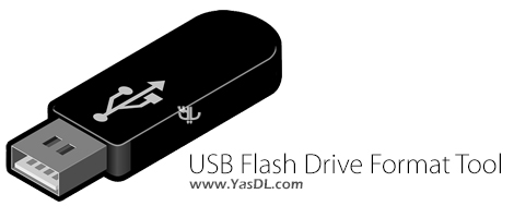 دانلود USB Flash Drive Format Tool Pro 1.0.0.320 + Portable - فرمت حافظه های USB