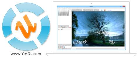 دانلود Uconomix uMark 6.0 x86/x64 - قرار دادن واترمارک بر روی تصاویر