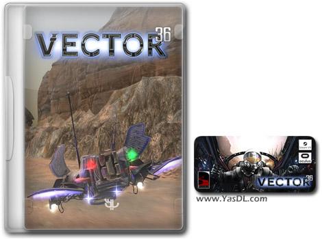 دانلود بازی Vector 36 وکتور ۳۶ برای کامپیوتر