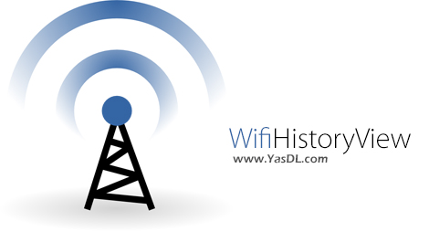 دانلود WifiHistoryView 1.36 - نمایش تاریخچه شبکه های WiFi