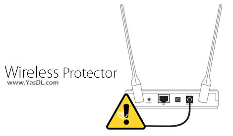 دانلود Wireless Protector Enterprise 4.8 - تأمین امنیت شبکه های بی سیم