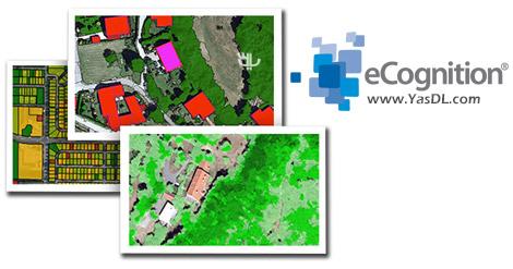 دانلود eCognition Developer 9.01 x64 - تحلیل، پردازش و قطعه بندی تصاویر ماهواره ای