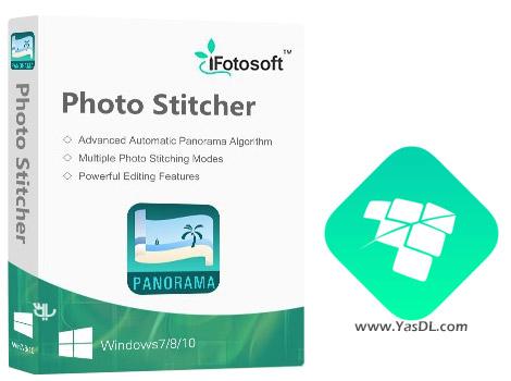 دانلود iFotosoft Photo Stitcher 2.0.0.17 - ساخت تصاویر پانوراما