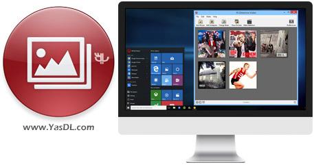 دانلود 4K Slideshow Maker 1.6.0.933 + Portable - نرم افزار ساخت اسلایدشو