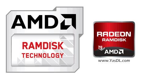 دانلود AMD Radeon RAMDisk 4.4.0.36 - نرم افزار تبدیل رم به حافظه ذخیره سازی !