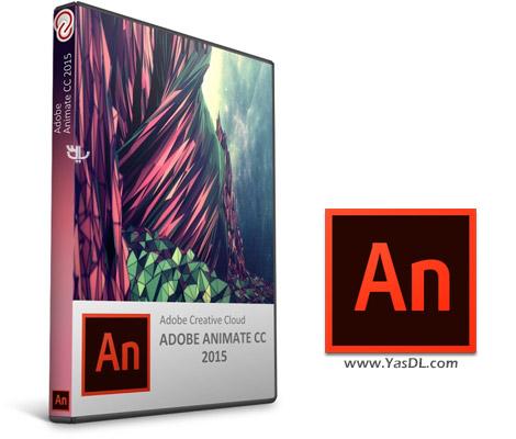 دانلود Adobe Animate CC 2017 16.5.0.100 x64 - طراحی انیمیشن های وب