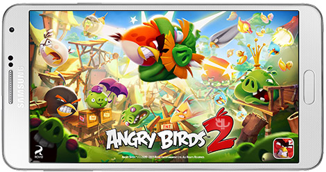 Angry Birds 2 2.41.1 Game For Android + Infinite Version And Data