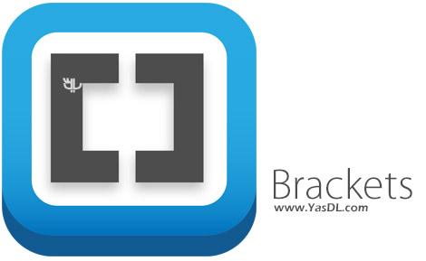 دانلود Brackets 1.8 Build 1.8.0-17108 - نرم افزار کدنویسی صفحات وب