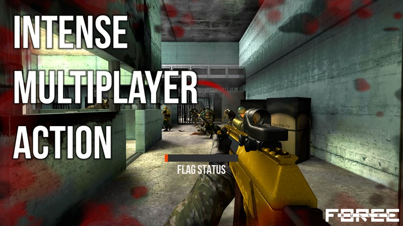 Bullet Force 1.67 Bullet Force For Android + Infinity Edition