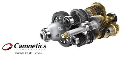 دانلود Camnetics Suite 2017 x86/x64 - پلاگین طراحی قطعات چرخ دنده برای محصولات اتودسک، سالیدورکس و سالید اج