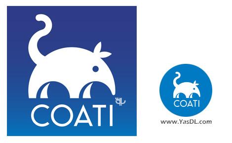 دانلود Coati 0.10.0 - نرم افزار مطالعه و بررسی دقیق کدهای C/C++/Java