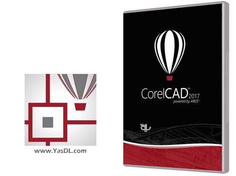 دانلود CorelCAD 2017 17.0.0.1335 x86/x64 - طراحی صنعتی