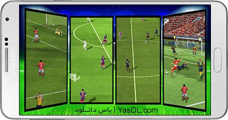دانلود بازی Dream Soccer Star 1.6 - ستاره رویایی فوتبال برای اندروید + پول بی نهایت